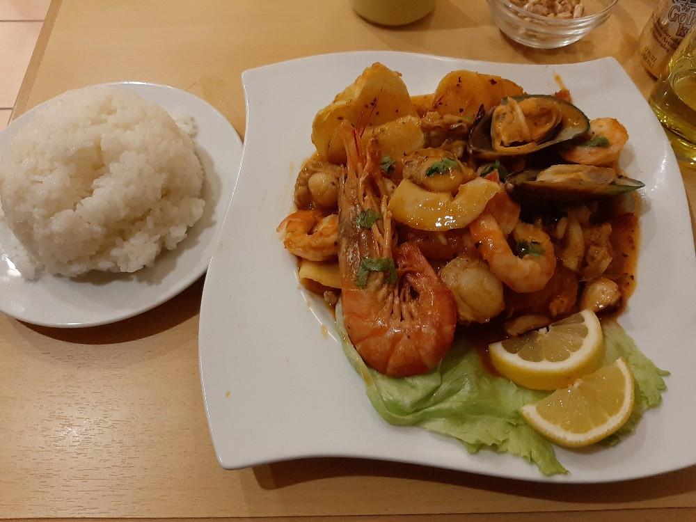 【大和駅】「ブエングスト(Buen Gusto)」は本格的なペルー料理が楽しめます。